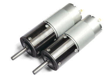 China Automobile Tail Gate Reduction DC Motor Gearbox 12V Low Speed fornecedor